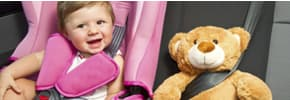 Prices for Car seats accessories, photo