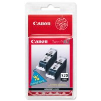 Photo Canon PGI-520BK Twin Pack