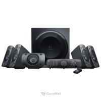 Speaker system, speakers Logitech Z-906
