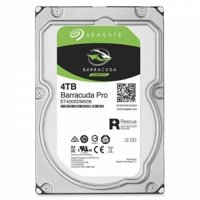 Hard drives, SSDS Seagate BarraCuda Pro 4TB (ST4000DM006)