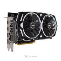 Graphics card MSI GeForce GTX 1060 ARMOR 3G OCV1