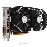 Photo MSI GeForce GTX 1060 3GT OC