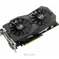 Photo ASUS GeForce GTX 1050Ti ROG Strix 4GB (STRIX-GTX1050TI-4G-GAMING)